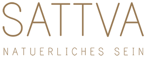 SATTVA natürliches sein logo